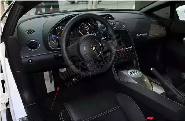 Lamborghini-LP560-obd-location