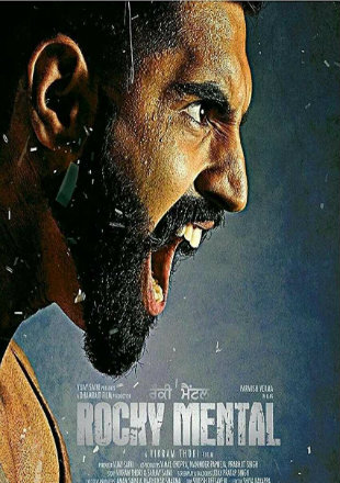 Rocky Mental 2017 HDRip 350MB Full Punjabi Movie Download 480p Watch Online Free bolly4u