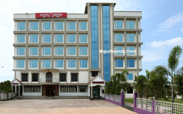 Hotels In Jorhat-Hotel Jironi