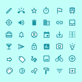 Cara Membuat Text dengan Icon di Blogspot