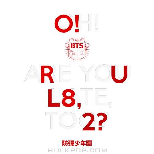 BTS (Bangtan Boys) – O!RUL8,2? – EP (FLAC + ITUNES PLUS AAC M4A)