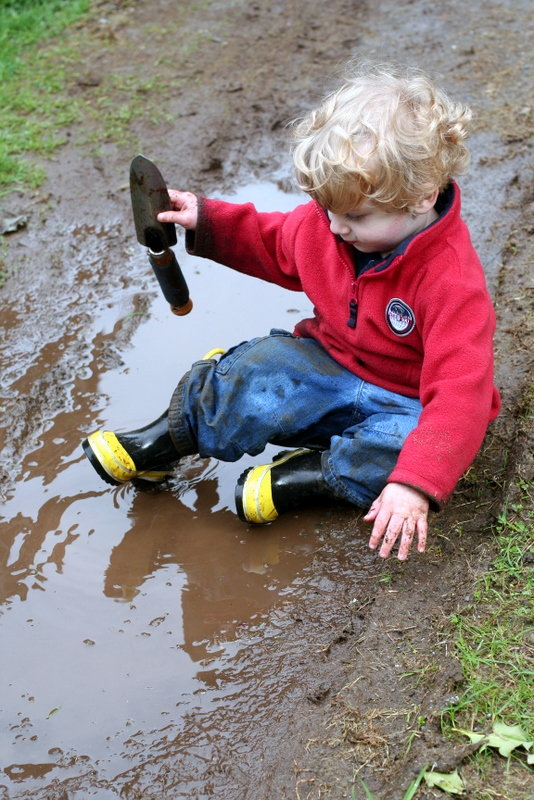 Overcomer Daniel And The Mud Puddle