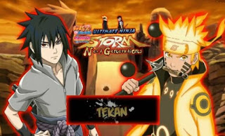 Naruto Senki Mod Ultimate Ninja Storm Next Generations Apk Download