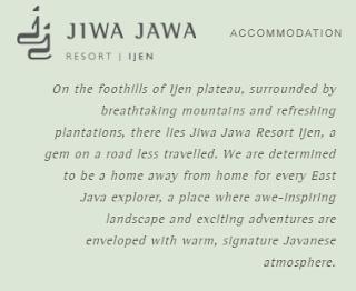 Lowongan Kerja Jiwa Jawa Resort Ijen Banyuwangi