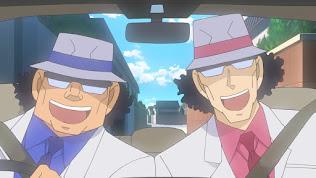 Hellominju.com : 名探偵コナンアニメ 第976話 前野智昭 | Detective Conan | Hello Anime !