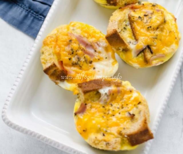 Homemade Casserole Muffins
