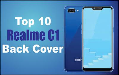 Realme C1 Back Cover