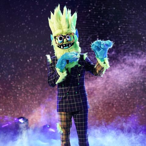 'The Masked Singer': Thingamajig Unmasked! Find Out Which Celebrity Went Home