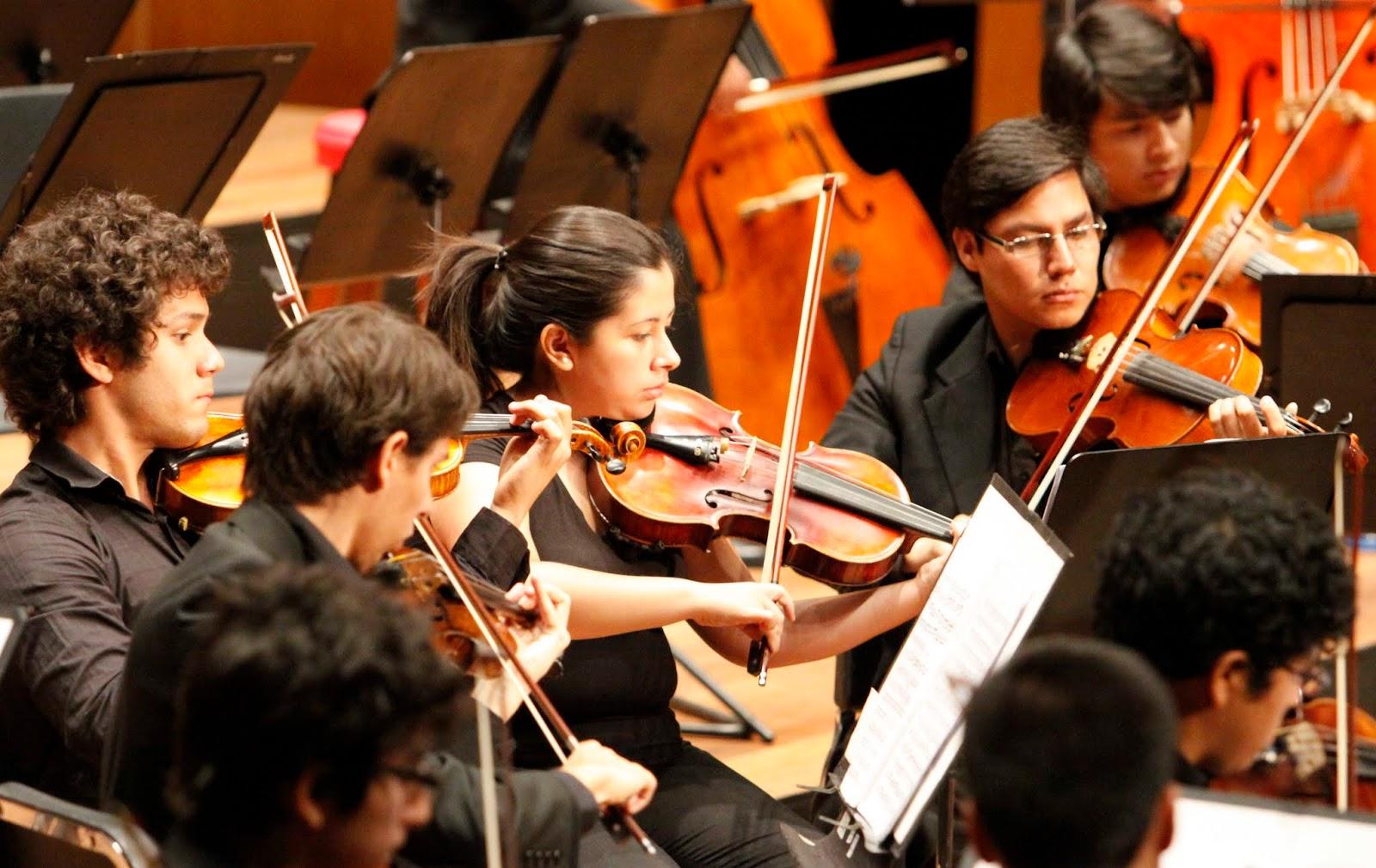 La primera Orquesta Sinfónica de Zacatlán