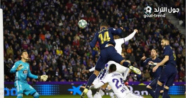 موعد مباراة ريال مدريد وبلد الوليد في الدوري الاسباني