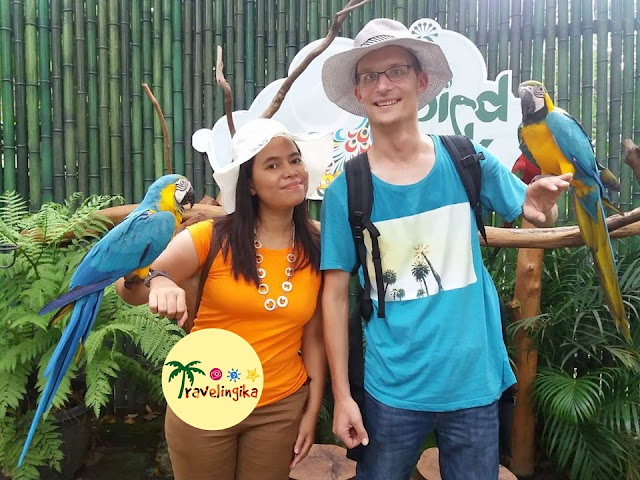 jalan jalan ke gembira loka zoo sama pacar bule