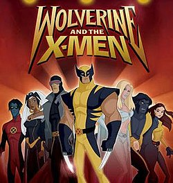 Wolverine and the X-Men 2009 Season 1 All Episode 480p WEBRip 250MB With Subtitle