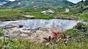 PVMBG Ingatkan Warga Bahaya Erupsi Freatik Gunung Dieng