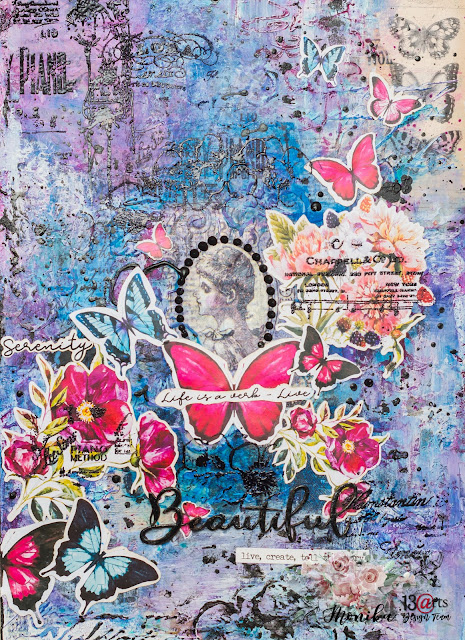 Art Journal dla 13arts