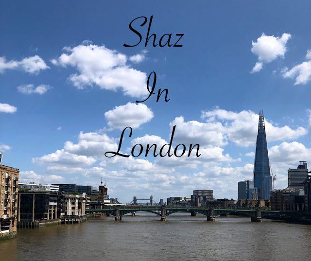 Shaz in London