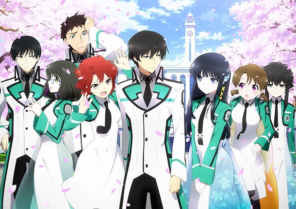 Mahouka Koukou no Rettousei Batch Subtitle Indonesia
