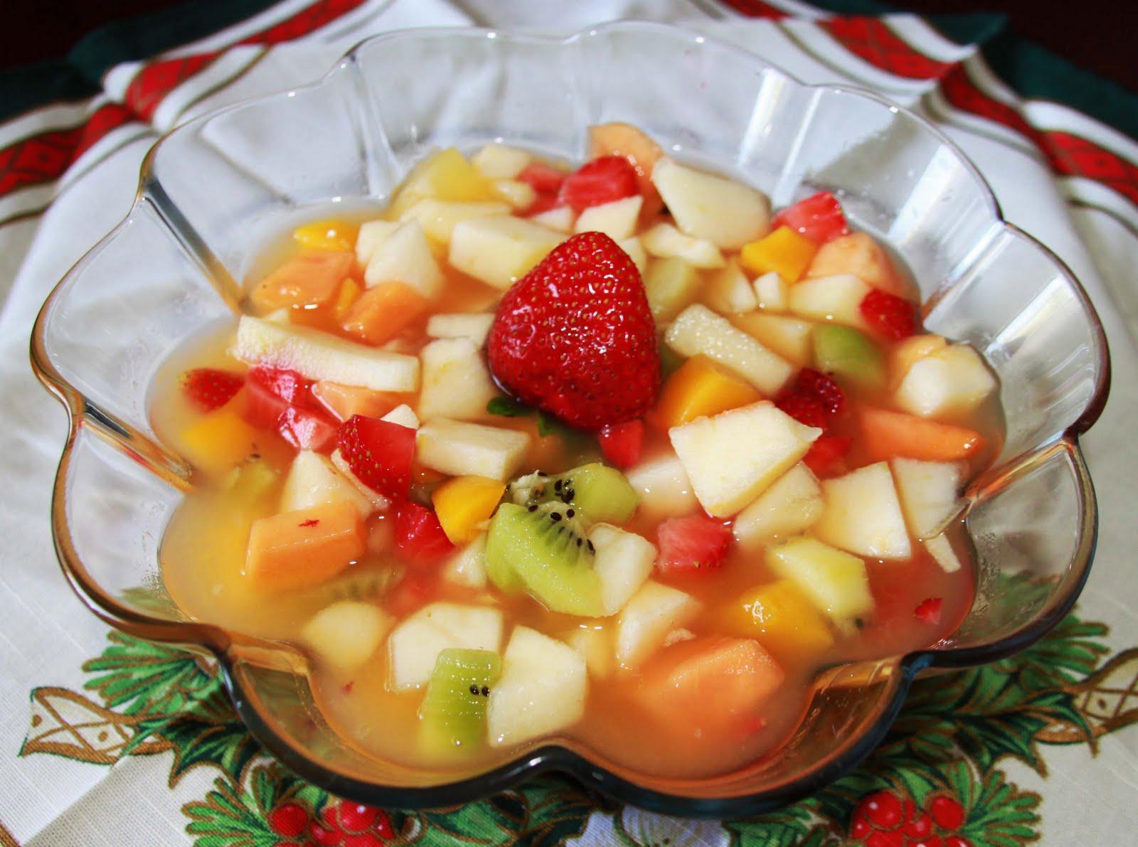 A comer y a callar macedonia de frutas - Macedonia de frutas thermomix ...