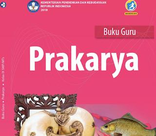 File Pendidikan Buku Guru Prakarya Kelas 9 Kurikulum 2013 Revisi 2018