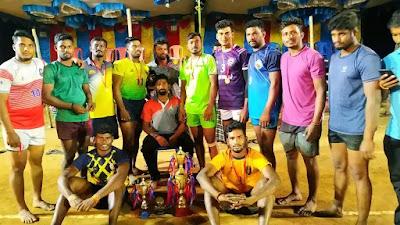 Pro Kabaddi 2021 Tamil Nadu players