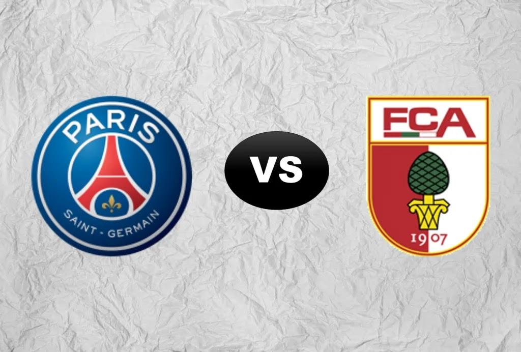 مباراة باريس سان جيرمان وأوجسبورج