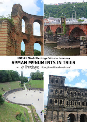 Roman Monuments in Trier UNESCO Germany