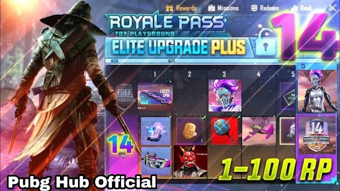 Pubg Mobile Season 14 RP Rewards | 1 to100 RP Rewards Leaks - Gaming Duniya