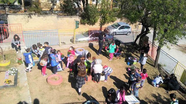Οι μαθητές για το Περιβάλλον - Εβδομάδα Εθελοντισμού στα Σχολεία