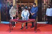 Ketua DPR RI Puan Maharani Resmikan Kolongan Vilage Culture Resto
