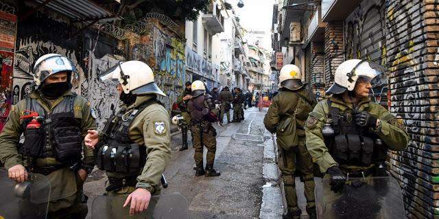 Πήρε «σκούπα» η Κυβέρνηση: Έκοψαν το ρεύμα στους καταληψίες στη Νοταρά 26 – Τέλος στην ασυδοσία ΜΚΟ & μεταναστών