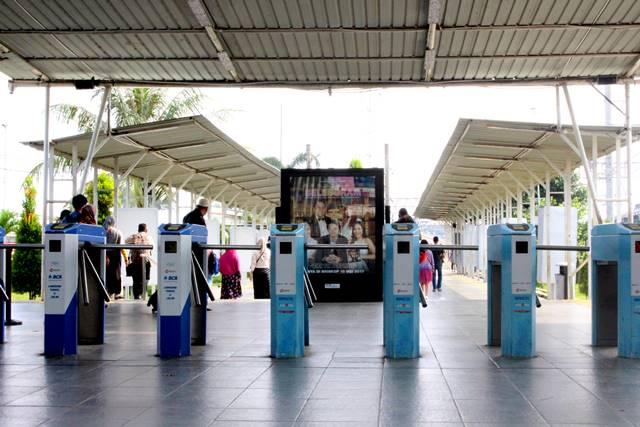 Dampak Positif Pemakaian Electronic Gate Bagi Masyarakat Indonesia