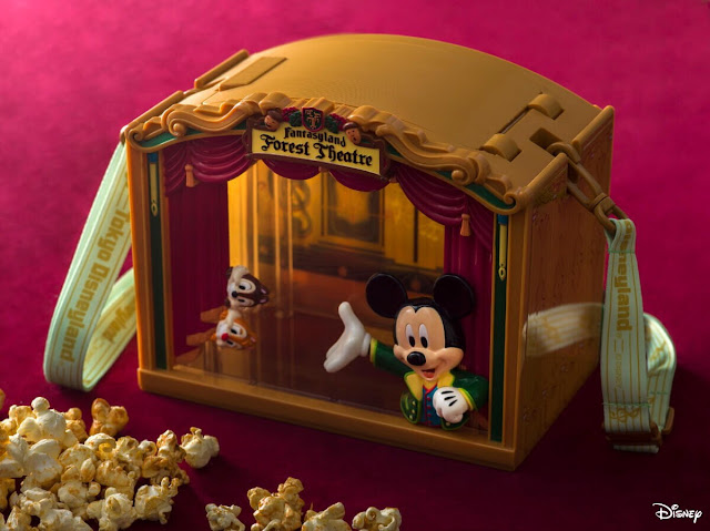 Tokyo-Disneyland-Fantasyland-Forest-and-its-a-small-world-Popcorn-Buckets, 東京迪士尼樂園「夢幻樂園森林劇場」及「小小世界」爆谷桶