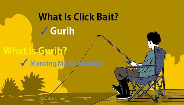 Gambar Apa Itu Click Bait Berikut Penjelasannya