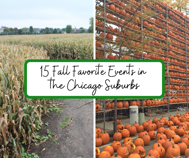 15 Fall Favorite Events for Families in the Chicago Suburbs