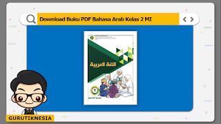 download ebook pdf  buku digital bahasa arab kelas 2 mi