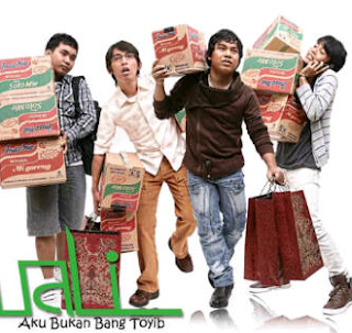 Kumpulan Lagu Mp3 Terbaik Wali Full Album Aku Bukan Bang Toyib (2011) Lengkap