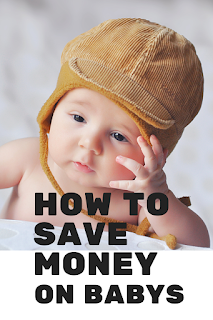 10 tips to save money on babies for new parents!
