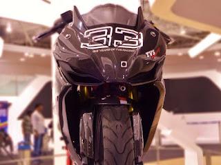 Racing Bike by TVS Motors
