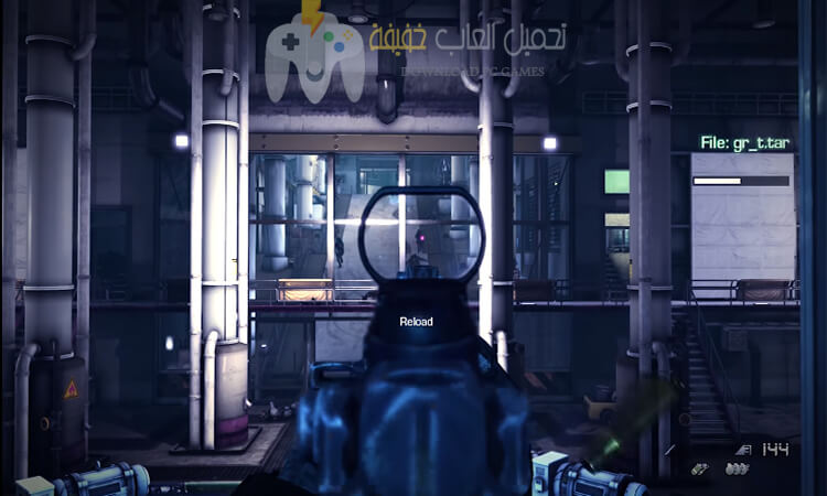 تحميل لعبة Call Of Duty Ghosts