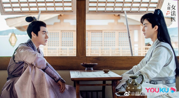 Miss Truth นิติเวชหญิงแห่งต้าถัง (The Tang Dynasty's Female Forensic Doctor: 大唐女法医)