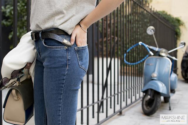 Flared jeans - Maikshine