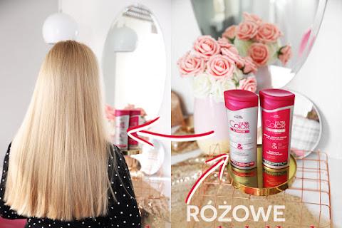 Genialne różowe kosmetyki do blondu - Joanna Ultra Color  - czytaj dalej »