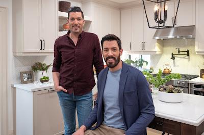 Drew e Jonathan apostam em reformas certeiras que corrigem problemas e renovam lares onde famílias já vivem - Divulgação