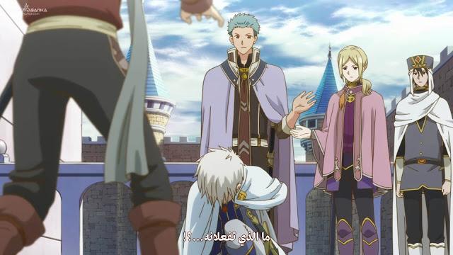 Akagami no Shirayuki-hime موسم ثاني بلوراي مترجم تحميل و مشاهدة اون لاين 1080p
