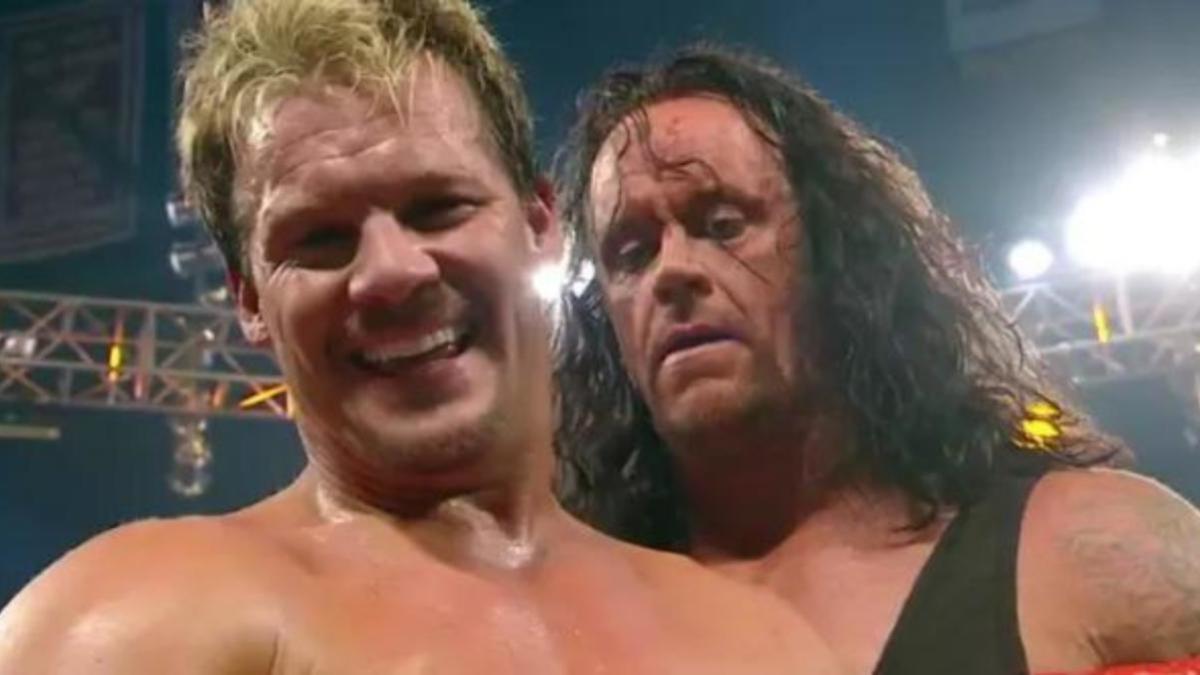 Chris Jericho queria ter tido uma rivalidade maior com The Undertaker