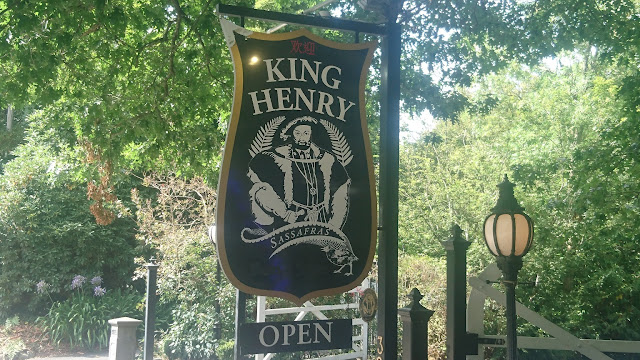 King Henry Arts Cafe, Sassafras