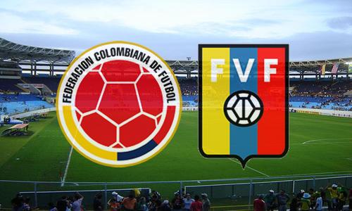 Colombia vs Venezuela hexagonal final del Sudamericano Sub-20 | Mas Futbol TV