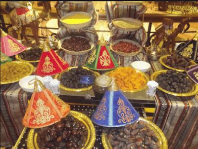 Ramadan decorations iftar