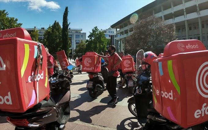 efood: Μετά το σάλο προσλαμβάνει συνολικά 2.106 εργαζόμενους