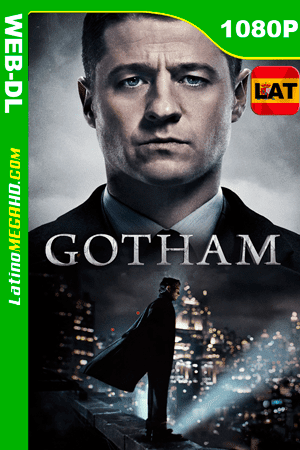 Gotham (Serie de TV) Temporada 4 (2017) Latino HD WEB-DL 1080P - 2017