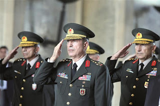 Komando Angkatan Darat Turki : Kudeta Dilakukan Oleh kelompok Kecil, Tak Perlu Khawatir - Commando